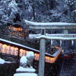 八神社で初詣!混雑の状況と時間帯は? アクセス方法と駐車場