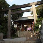 東京大神宮に初詣!混雑状時間帯は? 駐車場とアクセスの方法