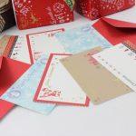 クリスマスカードのメッセージの文例は?こんなカードをもらったら嬉しい