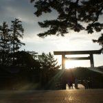 伊勢神宮へ初詣!混雑する時間帯は?おすすめの駐車場とアクセス方法