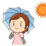 折りたたみ日傘の便利な使い方、女性に人気のおすすめブランド